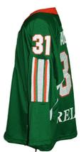 Custom Name # Team Ireland Retro Hockey Jersey New Green Bailey #31 Any Size image 3