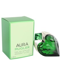 Mugler Aura By Thierry Mugler For Women 3 oz EDP Spray Refillable - $57.11