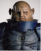 Reprint RP signed autograph autogramm photo picture  sexy Doctor WHO Cas... - $3.18