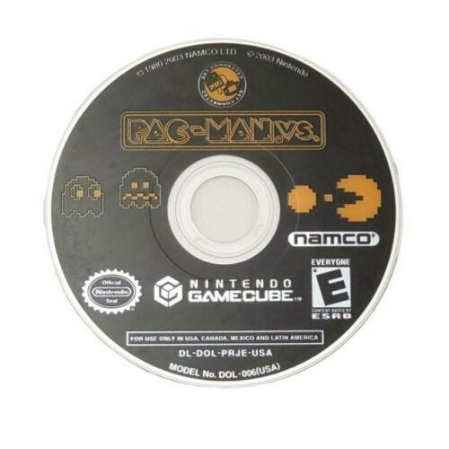 Nintendo GameCube Pac-Man Vs. Video Game 2003 - $10.69