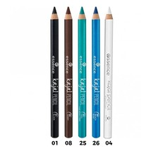 ESSENCE Kajal Eye Pencil - Intense Long-Lasting Highly-Pigmented Eyeliner Liner - $7.50