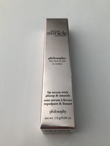 Philosophy Ultimate Miracle Worker Fix Lip Serum Stick Plump & Smooth - $19.95