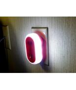 LED Night Light USB Wall Charger, Red, Dual Output 2.0A (1.0 x 2), Sweda... - $9.75