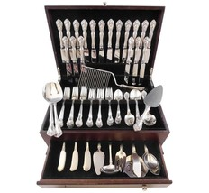 Chateau Rose by Alvin Sterling Silver Flatware Set for 18 Service 121 Pieces - $5,505.25