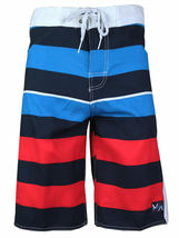 Men's Board Shorts Sport Beach Swimwear Bathing Suit Slim Fit Trunks image 6