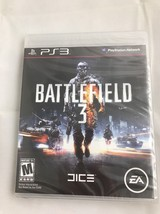 PLAYSTATION 3 PS3 GAME BATTLEFIELD 3 BRAND NEW & FACTORY SEALED - $9.22