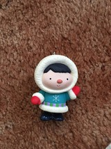 2013 A Holiday Hello Limited Edition Register To Win Eskimo - $15.82