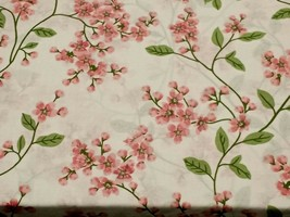 NEW 100% Cotton QUEEN Sheet Set ~HAYDEN HOME~ Pink Floral Shabby Chic 4 ... - $55.00