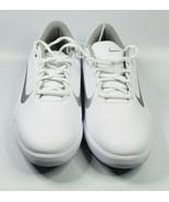Nike Vapor Golf Fitsole Shoes Men's 11.5 Wide AQ2301-100 White New - $58.75