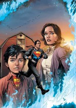 SUPERMAN  #8 VARIANT REBIRTH  EST REL DATE 03/01/2017 - $2.99