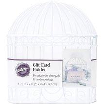 Wilton Reception Gift Card Holder, White - $39.59