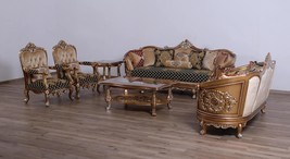 3 Piece European Furniture St. Germain II Luxury Sofa Set - $12,994.00