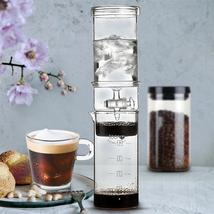 Cold Drip Coffee Home Classic Cold Brew Coffee Iced Coffee Maker Dutch I... - £47.68 GBP
