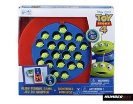 2 in 1 Kids Games Disney Pixar Toy Story 4 ALIEN FISHING Motorized & DOM... - $23.75