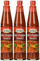 Grace Jamaïcain Piment Sauce - 89ml (Paquet de 12) - $29.93