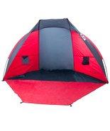 Tahoe Gear Cruz Bay Summer Sun Shelter and Beach Shade Tent Canopy, Cora... - $38.88