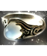HAUNTED RING THE WITCH'S SWITCH TURN OFF & ON MASTER SECRET OOAK EXTREME... - $8,997.77