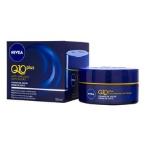 Nivea Q10 Plus Anti-Wrinkle Face Night Cream - 50 ml - $13.95