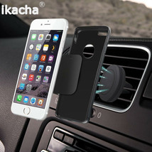 Universal Car Holder Magnetic Air Vent Mount 360 Degree Dock Mobile Phon... - £2.90 GBP