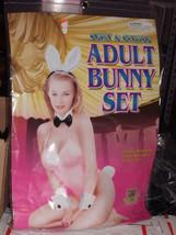 Shine and stylish Adult Bunny Set - £6.35 GBP