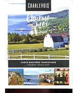 CHARLEVOIX TOURIST ROAD MAP /OVERSIZED FOLDOUT [Map] Q - $4.95