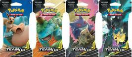 Pokemon TCG: Sun & Moon Team Up Sleeved Booster Pack [Single Unit] New/S... - $6.99