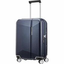 Samsonite Etude Hardside Carry On Luggage with Double Spinner Wheels, Dark Navy - $212.52