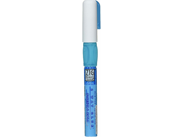 EK Tools Zig Memory System 2-Way Squeeze and Roll Glue Pen
