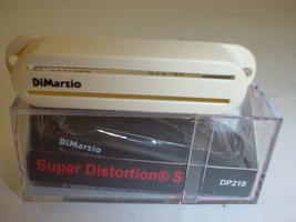 DiMarzio DP218 Super Distortion S Single Coil Electric Guitar Pickup AGE... - $79.99