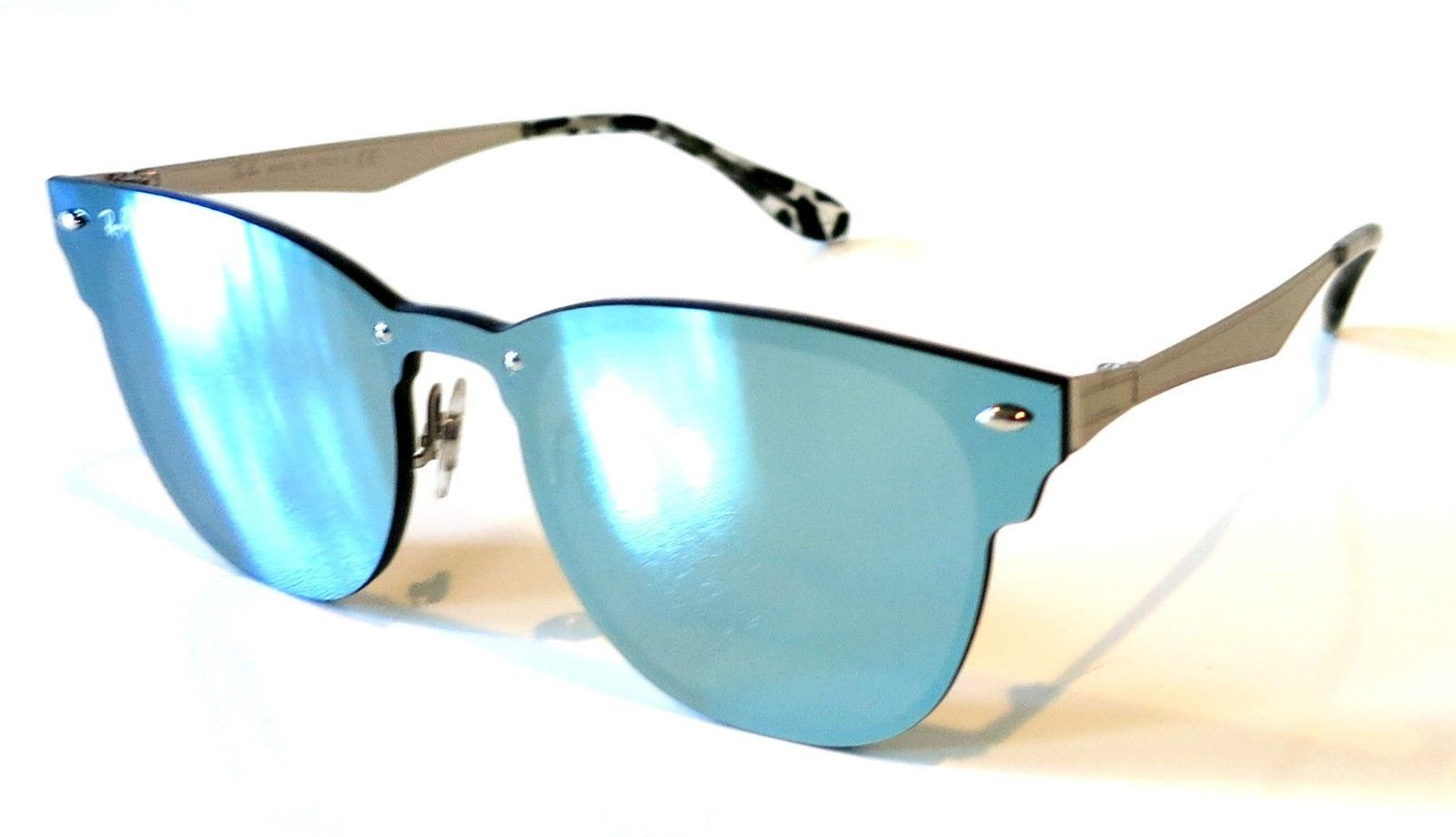 d1403269ed Rayban Blaze Clubmaster Sunglasses RB3576N and 50 similar items. S l1600