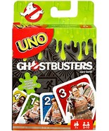 UNO: Ghostbusters - Card Game - $9.79