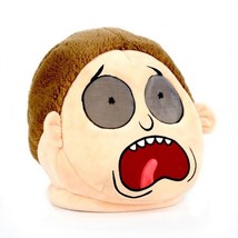 MORTY From Rick And Morty Large Halloween Plush Head Mask New - €26,11 EUR
