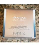 Avon Anew Clinical Overnight Hydration MASK Full Size 1.7 oz New Old Stock - $23.76