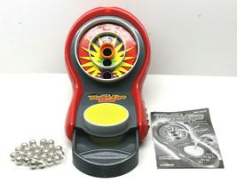 2003 Tiger Electronics Table Top Game Bulls-Eye Ball+Orig Steel Balls Ta... - $42.06