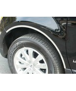 07-14 FORD EDGE 4dr QAA Stainless 4pcs Wheel Well Accent WQ47610 - $74.24
