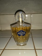 SHALIMAR Eau De Cologne Guerlain Paris Used Spray Vintage 75ml 2.5floz - $49.99