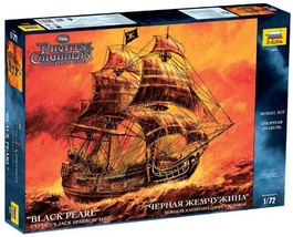 "Captain's Jack Sparrow Ship ""BLACK PEARL"" Pirates of the Caribbean - Mod... - $85.00"