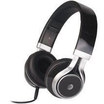 At&t Stereo Over-ear Headphones With Microphone (black) WACHPM10BLK - $22.99