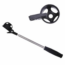 Golf Ball Pick Up Outdoor Sport Portable 2M Telescopic Automatically Dev... - $19.74