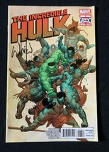 The Incredible Hulk Vol 3 Issue 6 Signed by Whilce Portacio - $14.95