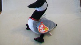 Loosy the Goose Ty Beanie Baby DOB March 29, 1998 - $6.92