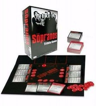 The Sopranos Trivia Board Game - Factory Sealed - Hbo Mafia - $14.64