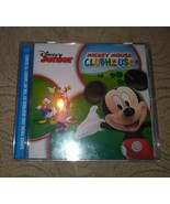 Disney Junior: Mickey Mouse Clubhouse by Disney (CD, 2011) Brand New, Se... - $4.94
