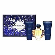 Guerlain Shalimar Eau de Toilette 3-Piece Fragrance Set for Women Note - $58.44