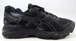Asics Gel Kayano 23 Size US 6.5 M (B) EU 37.5 Women's Running Shoes Black T696N