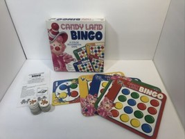 Candy Land BINGO GAME Color Recognition made complete Preschoolers 3-6 - $9.89