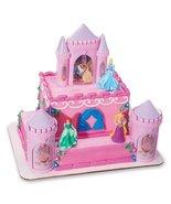 Decopac Disney Princess Happily Ever After Signature DecoSet Cake Topper... - $21.73