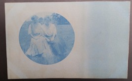 RPPC Tinted Moseley Family Photo Mississippi MS Miss c.1907 RPPC d - $6.76