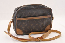 LOUIS VUITTON Monogram Trocadero 27 Shoulder Bag M51274 LV Auth 7102 - $240.00