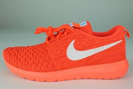 NIKE ROSHE NM FLYKNIT WOMEN SIZE 7.0 TO 10.0 BRIGHT CRIMSON COMFORTABLE ... - $129.99